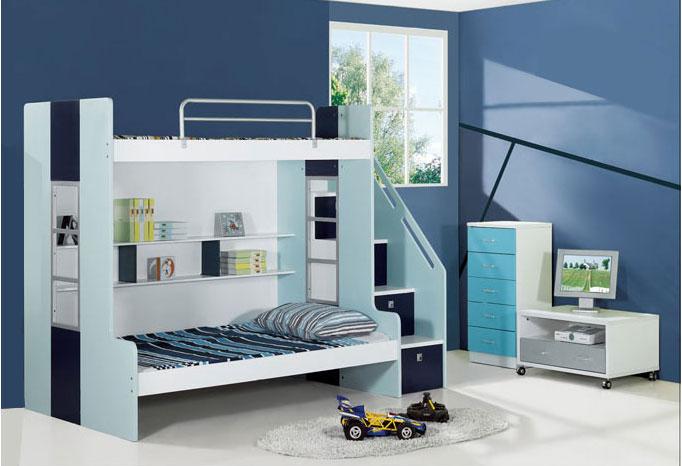 Poshtots Combo Bunk Bed