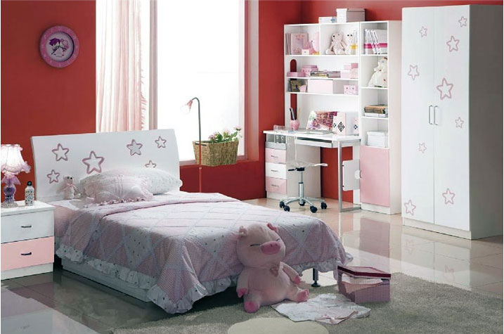 Poshtots Super Star Bedroom set