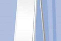 Poshtots White C2 Mirror