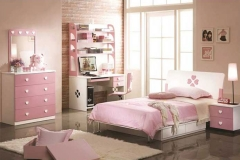 Poshtots Bella Bedroom set