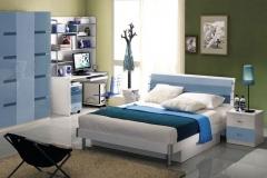 Poshtots Sky Blue set
