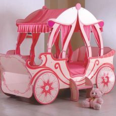 CINDERELLA-CARRIAGE-BED